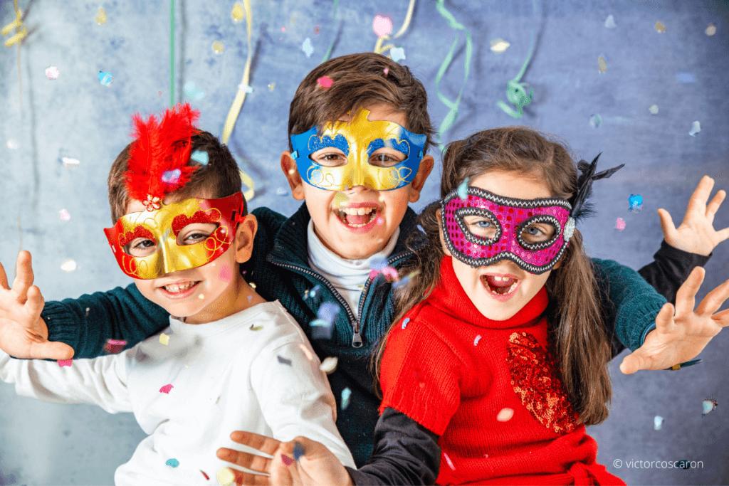 Karneval - Karnevalistische Ideen für das Homeschooling zur Karnevalszeit